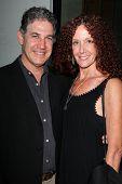 LOS ANGELES - AUG 15:  Rick Shaw, Shari Shaw at the