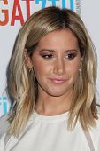 LOS ANGELES - JUN 19:  Ashley Tisdale at the FIGat7th Grand Re-Opening at FIGat7th on June 19, 2014 in Los Angeles, CA
