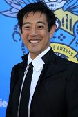 LOS ANGELES - AUG 17:  Grant Imahara at the 2nd Annual Geeky Awards at Avalon on August 17, 2014 in Los Angeles, CA
