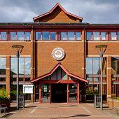 Ashfield District Council office, Kirkby In Ashfield