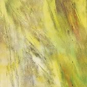 art abstract colorful  pattern with chaotic waves; grunge graphic background in yellow, green, white