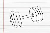 Build Your Strength And Power, Set Of Weights