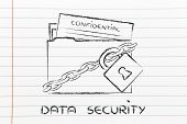 Privacy And Confidential Information Portection