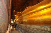 Big Buddha Sleep Grand Hall
