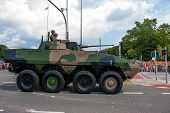 Armored Vehicle - Rosomak
