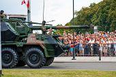 Gun Howitzer Dana 152