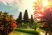 Country temple in Bali