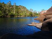Jim Jim Creek, Kakadu National Park, Australia
