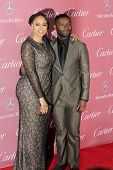 PALM SPRINGS, CA - JAN 3: Ava DuVernay and David Oyelowo arrives at the 2015 Palm Springs International Film Festival Gala at the Palm Springs Convention Center on January 3, 2015 in Palm Springs, CA.