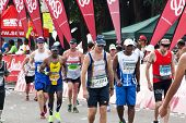Colorful Scenes As Participants Compete In 2014 Comrades Marathon Race