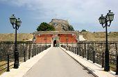 Old Corfu Fort