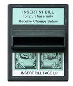 Dollar Bill Changer