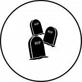 graves symbol