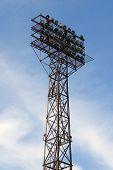 Big Spotlights Lighting Tower