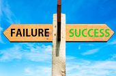 Failure versus Success