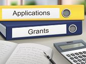 Applications And Grants Binders
