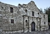 Alamo In San Antonio.