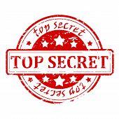Top Secret - Stamp