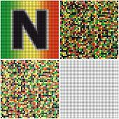 picture of letter n  - Letter N  - JPG