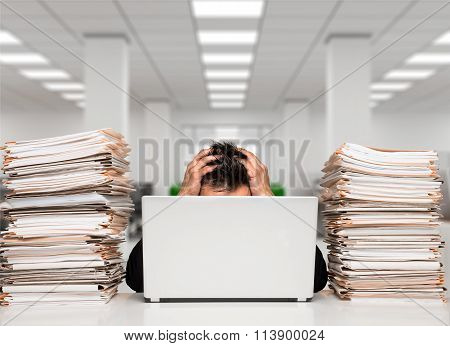 Stress paper