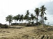 Effects Of Hurricane Soufriere St. Lucia