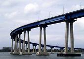 Coronado Bridge, San Diego, California