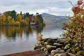 Autumn Colours At Derwentwater