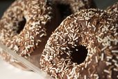 Chocolate Doughnut