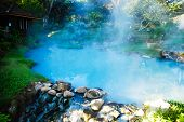 Hot Nature Spring