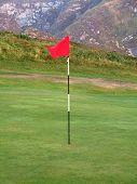 Golf  Hole Flag 14Sept2006