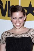 LOS ANGELES - JUN 20:  Eden Sher arrives at the 1st Annual Critics' Choice Television Awards at Beve