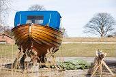 Wooden Boat Repair