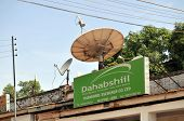 JUBA â?? JUNE 10: Dahabshiil has set up business on the main banking street in Juba, capital of Sout