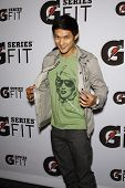 LOS ANGELES - APR 12:  Harry Shum Jr at the 'Gatorade G Series Fit Launch Event' at the SLS Hotel in Los Angeles, California on April 12, 2011.