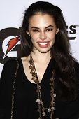 LOS ANGELES - APR 12:  Chloe Bridges at the 'Gatorade G Series Fit Launch Event' at the SLS Hotel in