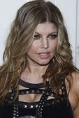 WEST HOLLYWOOD - APR 13: Fergie aka Stacy Ferguson at the Kimberly Snyder Book Launch Party For 'The