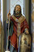 Statue of Saint Methodius