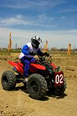 Reiten atv (all Terrain Vehicle)