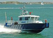 Harbor Police Boat
