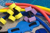 Aqua Aerobics Equipment