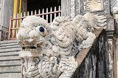 Tomb of Emperor Khai Dinh Hue Vietnam