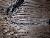 Weathered Woodgrain poster