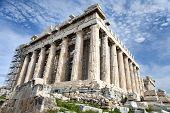 Renovation Of Parthenon