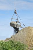 Scoop of dragline
