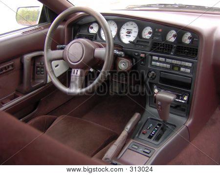 Sporty Cockpit
