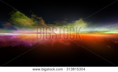 poster of Sunset Colors