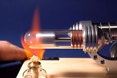 Sample Of An Experienced Heat Engine. Experienced Heat Engine. poster