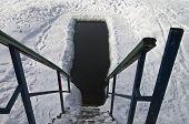 Ice-hole