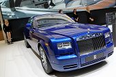 Rolls Royce Phantom Serie 2 Coupe