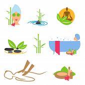 Icons Massage, Spa, Wellness